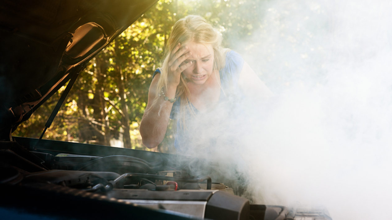 Four Reasons Your Car Is Overheating